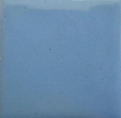 *Siivousmyynti* Emali (Thompson), jauhe, OPAAKKI 'Atlantic Blue', keskilämpö, mm. kuparille, hopealle, kullalle, noin 24g pussi