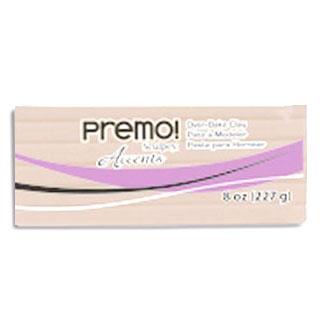 premo!  -- Translucent -läpikuultava, iso pakkaus (227g)