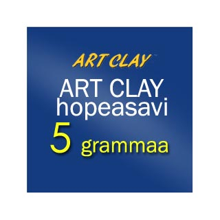 *Art Clay Silver -hopeasavi normaali, 5g