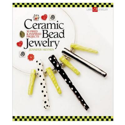 *Kirjatarjous: Ceramic Bead Jewelry, 30 projektia, 128 sivua, engl. kielinen, OVH 25.00