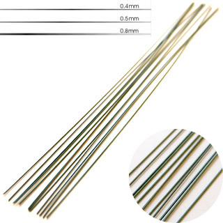 Työmateriaali: Kukkalanka, sidontalanka, pinnoitettu metallilanka, 0.8mm, 40cm, 15 kpl