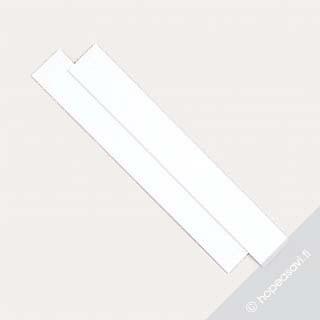 Listat metallisavien ja massojen kaulintaan, 1.5mm, muovia, 2kpl setti