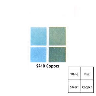 Emali (Thompson), jauhe, läpikuultava kuparin vihreä (Copper), 25g