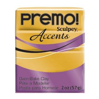 premo!  Accents -- 18K Gold