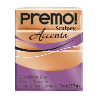 premo! Accents -- Copper (kupari)