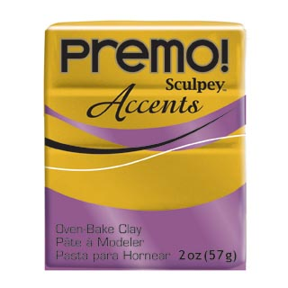 premo!  Accents -- Antique Gold