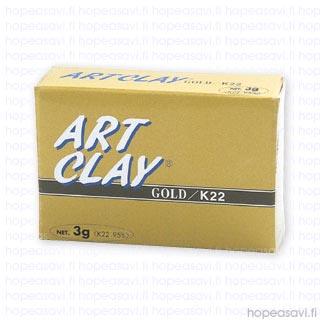 Kultasavi, Art Clay 3g (tilaustuote-toimitusaika noin 3-4 viikkoa)