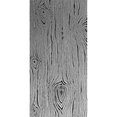 """Pintakuviointiin: Tekstuurilevy, joustavaa silikonia, 10x5cm, """"Puun syy-kuvio"""""""