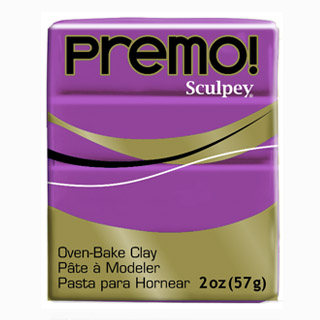 Premo! -- Wisteria (vaalea lila)
