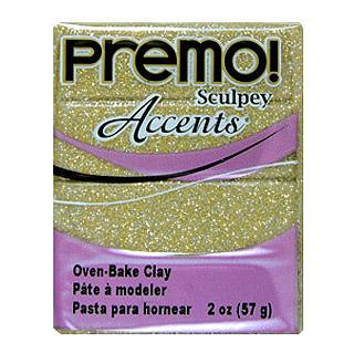 Premo! -- Yellow Gold Glitter (keltainen kulta glitteri)
