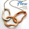 S-työohje, 'Flow', kaulaketju polymeerimassasta & zirkonioista