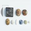 *Kapussi Mix* 'Special MIX' -kokoelma kuin kuvassa (luonnon/v�ri stabiloitu/syntteettinen), 9 kpl, eri muotoja, koko noin 4x6mm-14x18mm