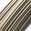 Juotoslanka, pronssijuote, hyvä väriyhteensopivuus pronssin kanssa, paksuus 0.8mm, noin 20cm