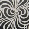 *Poistomyynti -tarjous* Alumiinilevy, musta-valkonen koristepinnoite, noin 70x70mm, paksuus 0.5mm