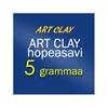 *Pakettitarjous 30.4.2020. asti*  *Art Clay Silver -hopeasavi normaali, 4x 5g (yhteensä 20g)