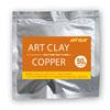 *Art Clay Copper -kuparisavi 50 gr ! *Uusi koostumus* Ei tarvitse kookos/aktiivihiiltä polttoon!