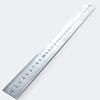 Työkalu, viivotin, terästä, cm & tuumat, 30cm/12tuumaa