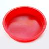 Emalointi, työkalu, siivilään tiiviisti yhdistettävä astia, punainen, 1kpl