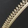 *Poistomyynti -huom mitta* Hopeanauha *Kruunu B* -kruunun kohdalla nauhan leveys noin 5mm, paksuus noin 0.8mm, hopea 925, 2.5cm