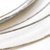 Juotoslanka, hopeajuote, noin 0.8mm, 15cm, EXTRA PEHMEÄ (618 Celsius)