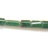 *Kivi Special* Kaunis, harvinainen aventuriini, kuvassa #G05, pyöreä siro putkihelmi, noin 5-8x4mm, noin 32cm nauha, OVH .85