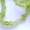 *Kivi Special* Kaunis kivihelmi, Peridotti, kuvassa #G28, erittäin pieniä siroja hippuja, noin 90cm nauha, OVH 5.95