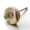 Kiillotuslaikka, laadukas säämiskä, halkaisija noin 25mm, varren halkaisija 2.1mm, 1kpl