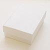 Korurasia, valkoinen, pehmustettu, koko 80x55x25mm, TUKKUPAKKAUS 20 KPL (ovh 25.80)