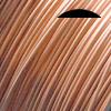 *Putkiremonttiale* Kuparilanka, PUOLIPYÖREÄ, pehmeä, 1.6x0.8mm, 50cm