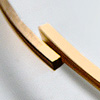 *Putkiremonttiale* Lanka, pronssi, neliö, 1.3x1.3mm, 50cm