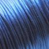 Lanka, satiinia, Sininen, 1mm, rulla noin 50m, helmitöihin, kumihimoketjuihin jne.