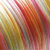 Lanka, satiinia, Ihana pastelli -sävy, 1mm, 5m (1x5m pussi), helmitöihin, kumihimoketjuihin jne.
