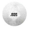 Leimasin, punsseli *.925*, leveys 1.5mm, laadukasta karkaistua terästä, pituus noin 6.5cm, 1 kpl