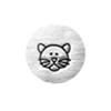Leimasin, punsseli *kissa*, leveys 6 mm, laadukasta karkaistua terästä, pituus noin 6.5cm, 1 kpl