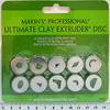 Makin's pursotinsysteemi: Suuttimia setti B, ruostumatonta terästä, 10 kpl