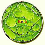 *Poistoale* Muottisetti: Eläinhahmoja, 12 muottia: Tee nallekarhu tai pupu yhdistämällä osia