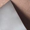 *Mallikappale* Nahkapala, tumma ruskea, paksu 1.9mm, esim. käsitöihin, pituus n. 30cm, leveys n. 7-20cm kuin kuvassa, huomaa palassa olevat naarmut