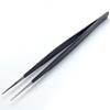 Pinsetit, timanttipinsetit, terävä pää, 1.0mm, pituus 16cm, paino 22g