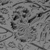 """Pintakuviointiin: Tekstuurilevy, joustavaa silikonia, 10x5cm, """"Neilikka-kuvio"""""""
