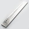 Reikälevy, vetorauta (vetokivi) metallilankojen kylmävetämiseen, 82 reikää