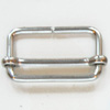 *Mallikappale* Rullasolki, kuvassa #051, metallia, 35x22x3mm, esim. laukkuun, nahkavyöhön tms. 1 kpl