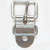*Mallikappale* Rullasolki, kuvassa #058, metallia, 38x20x1.7mm, esim. laukkuun, nahkavyöhön tms. 1 kpl