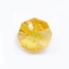 *Mallikappale-Poistoale* Helmi #231, Swarovski Crystal, s�ihkyv� kristalli, keltainen, kahdeksankulmainen, viistehiottu, noin 12x7mm, 2 kpl, OVH 3.80