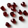 Helmi, Swarovski Crystal, Siam punainen, 4mm, bicone (säihkyvä heijastus), 8 kpl