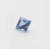 *Mallikappale-Poistoale* Synteettinen spinelli, todella kaunis, vaalean sininen, neliö 5x5, kestää polton, 1 kpl *Harvinainen malli* OVH 12.50