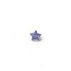 *Mallikappale-poistoale* Kuutiollinen Zirkonia, kuvassa #106, Tansaniitti (Lila), TÄHTI, 4mm, 1 kpl, huom polttoa ei testattu