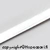 *Poistomyynti -huom mitta* Hopeanauha 925, litteä, 2mm x 0.25mm, 6.4cm
