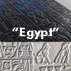 """*Tarjous -25%* Pintakuviointiin: Tekstuurilevy, 30x20cm (isokokoinen), """"EGYPT"""", OVH 3.65"""