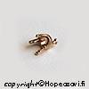 *Varaston viimeiset -poistunut tuotannosta* Kruunuistukka, pronssi, pyöreälle kivelle, 4mm, 4 haaraketta, istutettavissa pronssisaveen, 2 kpl