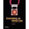 *Tarjous* Emalointi metallisavelle, Pam East (sisältää emalointiohjeita hopeasavikorujen emalointiin) OVH 24.50
